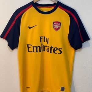 Nike - Arsenal Soccer Jersey (Men's Small)
